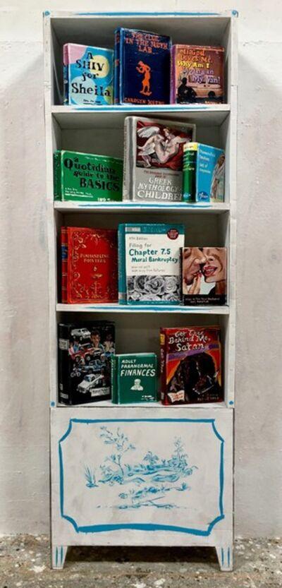Jean Lowe, 'Delft Bookcase', 2005-2016