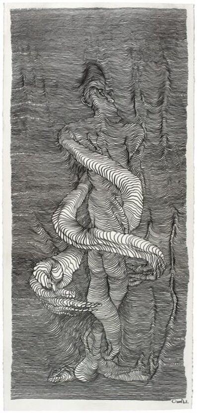 Carl Krull, 'Car Scroll 2', 2013