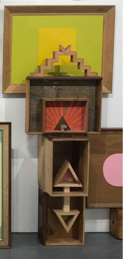 Alison Pebworth, 'Untitled 5, Cabinet Installation', 2019