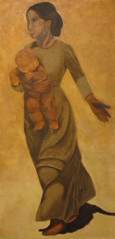 Maria Laura Balestra, 'Anna, Omaggio a Pellizza da Volpedo', 2014