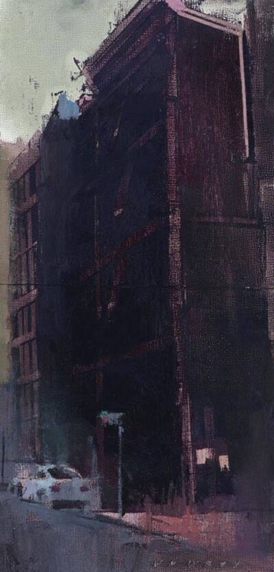 William Wray, 'Brownstone', 2017