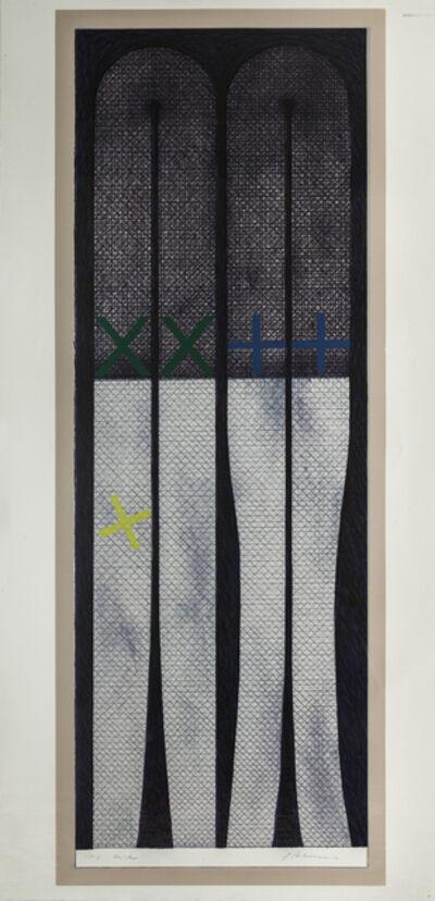 Garo Antreasian, 'He/She, CTP I', 2002
