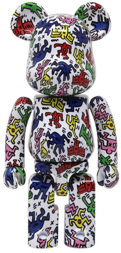 Keith Haring, 'Keith Haring Bearbrick 200% Companion (Haring BE@RBRICK)', 2019