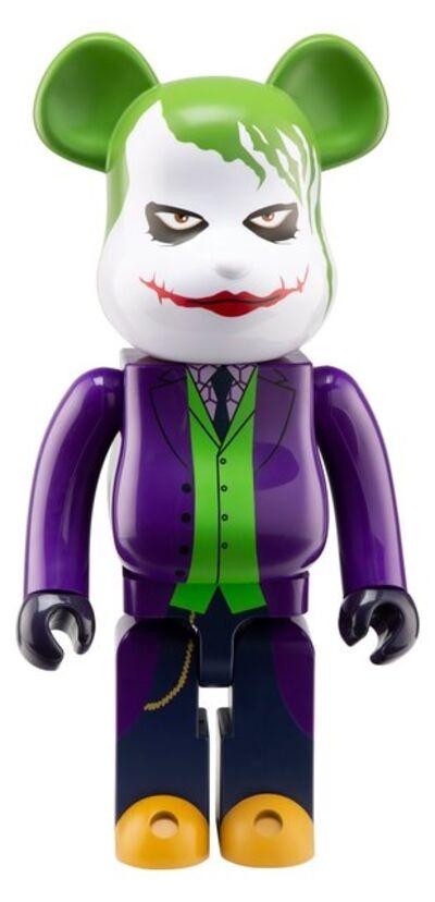 BE@RBRICK X DC Comics, 'The Joker 1000%, from The Dark Knight Trilogy', 2015