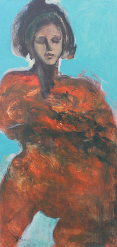 Khalid El-Khani, 'The Sleeping Lady ', 2016