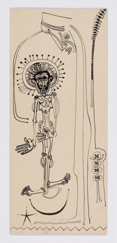 Ibrahim El-Salahi, 'Untitled'