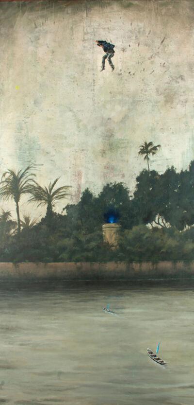 José Enguídanos, 'Teoría de la seducción. Caída libre.', 2014