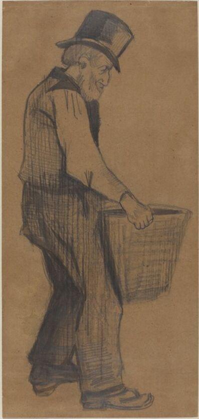 Vincent van Gogh, 'Old Man Carrying a Bucket', 1882