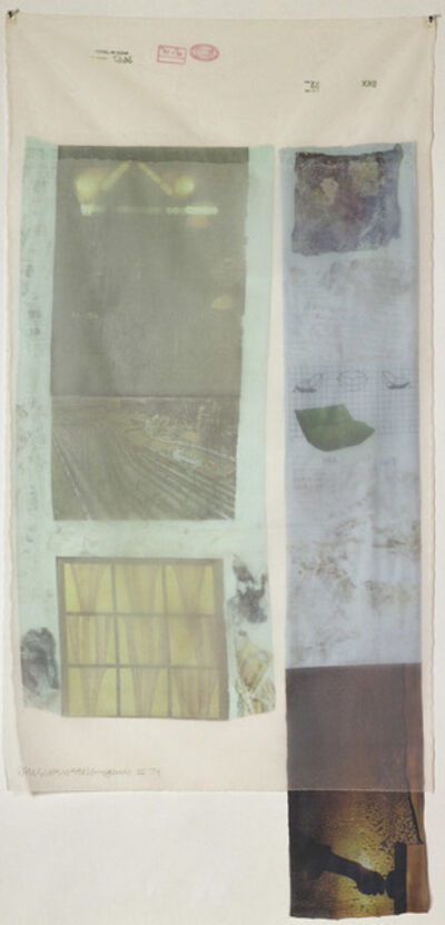 Robert Rauschenberg, 'Sand', 1974