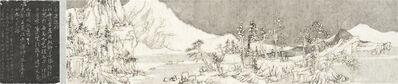 Wang Tiande 王天德, 'Peaceful Snow at Yingqiu 營丘平雪圖', 2020