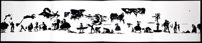 Kara Walker, 'Slavery! Slavery! (with SIGNED foldout)', 2001