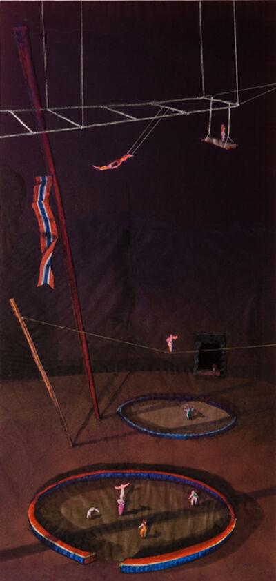 Ali Clift, 'Criss Crossing Spotlights'
