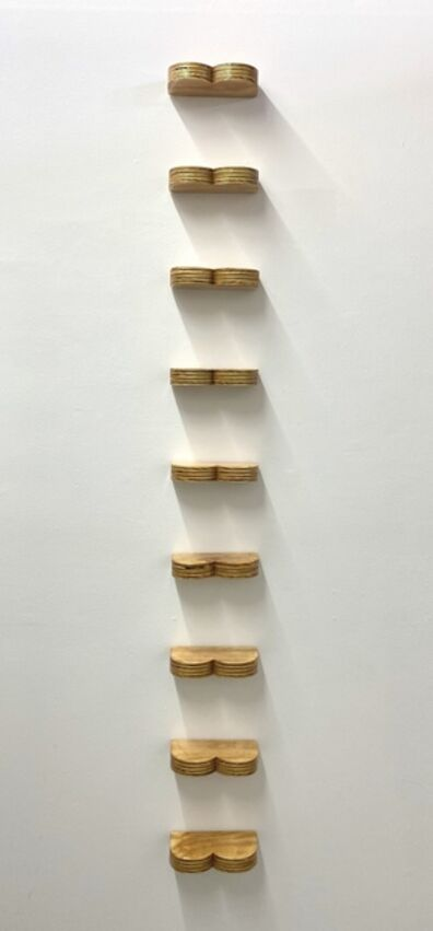 Barbara Horlander, 'Untitled (Stacked)', 2020