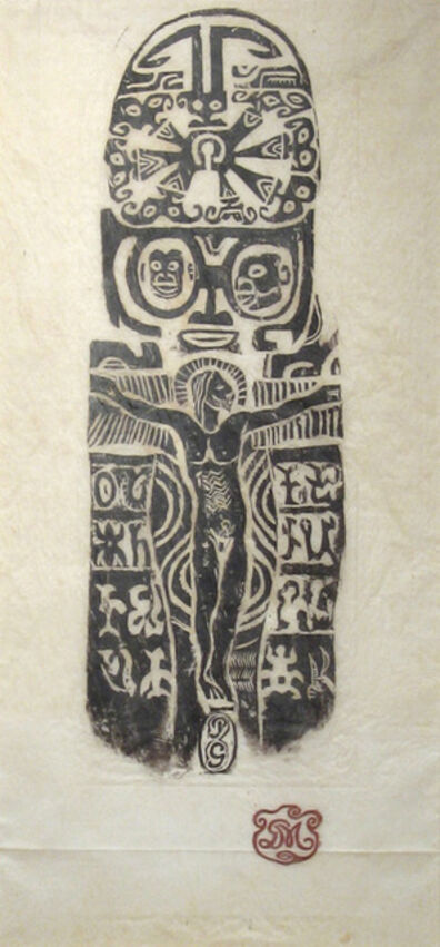 Paul Gauguin, 'Christ en Croix', ca. 1895