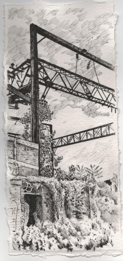 Evan Lovett, 'Philly Views 5', 2017