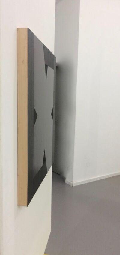 Don Voisine, 'Noir (Confidential)', 2014