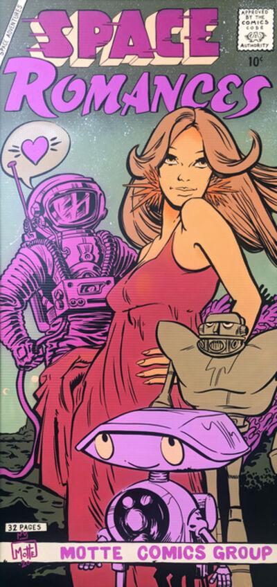 Motte, 'Space Romance', 2020