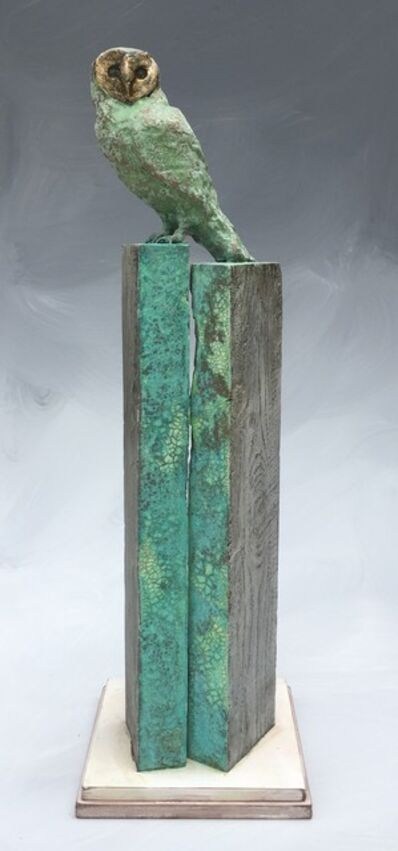 Christopher Reilly, 'Patina Owl'