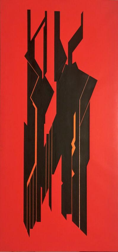 Pablo Palazuelo, 'Umbra IV', 2002