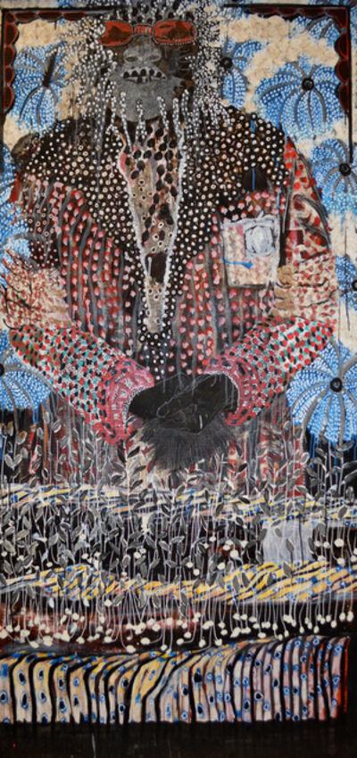 Omar Ba, 'Promesse 3', 2014