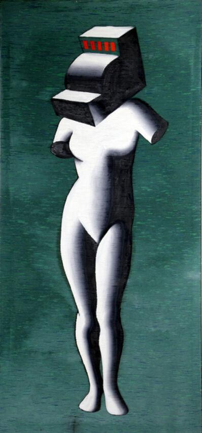 Mark Kostabi, 'Venus', 1986
