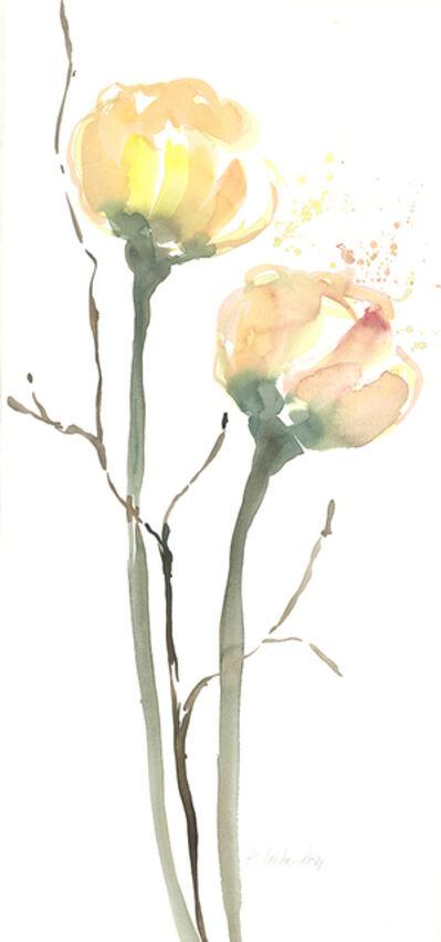 Regina Decker-Kern, 'Blüten', 2007