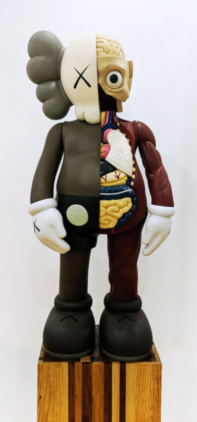 KAWS, '4FT Dissected Companion', 2009