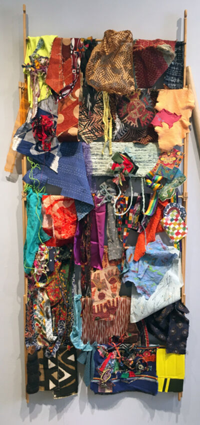 Sue Dean, 'Totem Costume-Makings', 2021