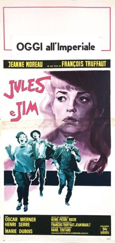 Enrico De Seta, 'JULES ET JIM', 1962