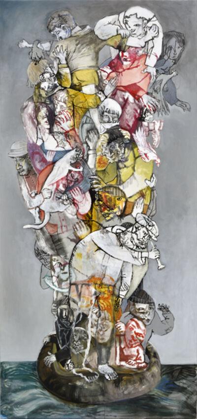 Sergio Moscona, 'Low tide V', 2018