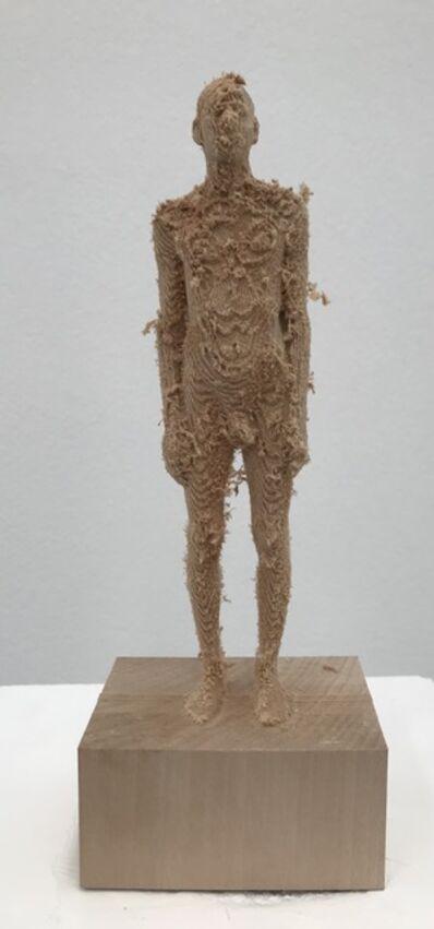 Aron Demetz, 'B', 2020