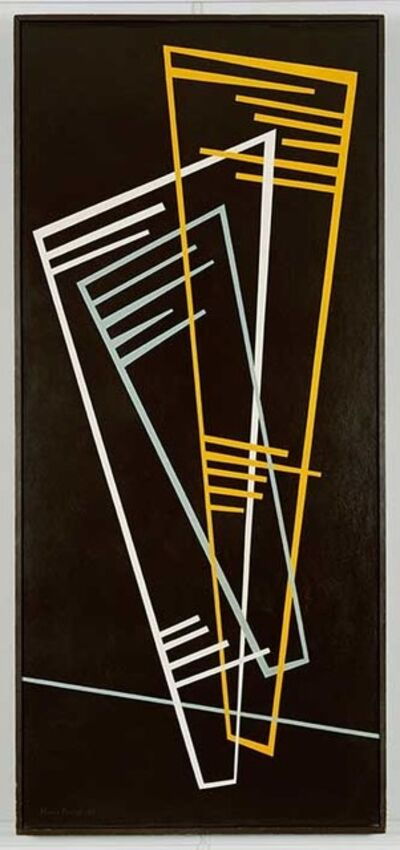 María Freire, 'Composición Vertical', 1956