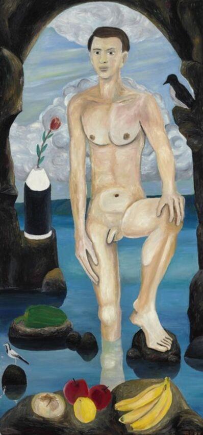 Helgi Thorgils Fridjonsson, 'Self portrait'