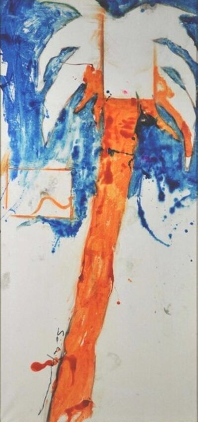 Mario Schifano, 'Palm', 1970