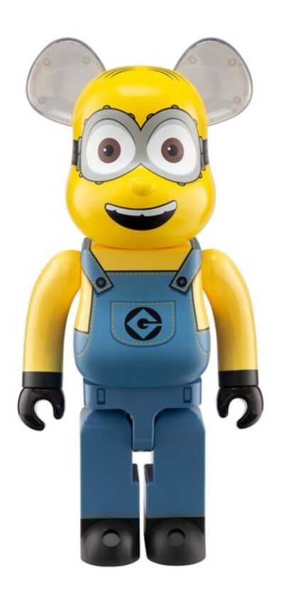 BE@RBRICK X Illumination, 'Dave 1000%, from Despicable Me 3', 2018