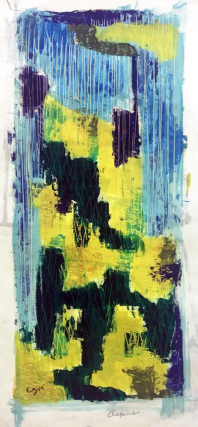 Ted Egri, 'Aspens', ca. 1960