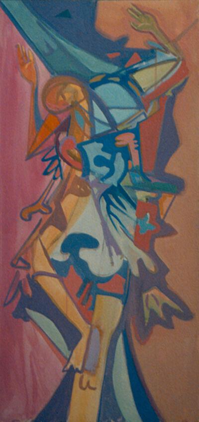 Ralph Wickiser, 'Deposition', 1957-1965