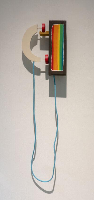Mick Burson, 'Adult landline.', 2016