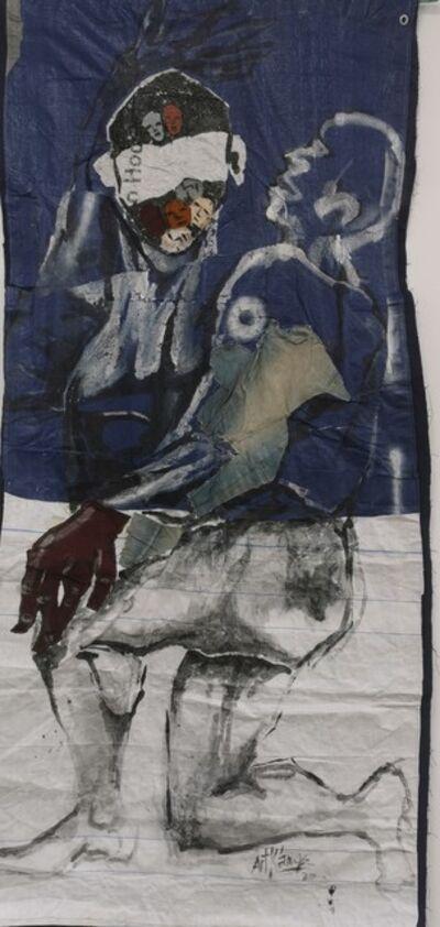 Ange-Arthur Koua, 'Sans titre 1', 2020