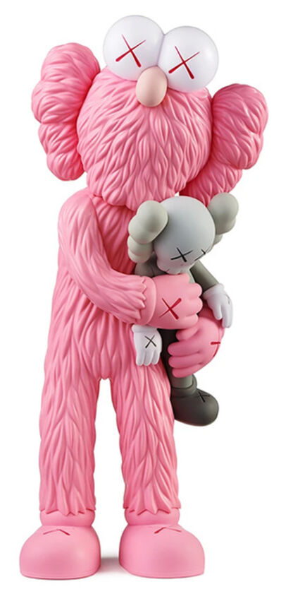 KAWS, 'KAWS TAKE Pink (Pink KAWS Take Companion)', 2020