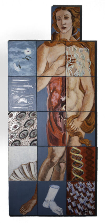 Shanthamani Muddaiah, 'Reconstructing Venus', 2004