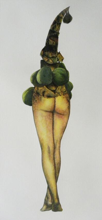 Avishek Sen, 'Legs & Fruit', 2013