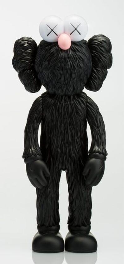 KAWS, 'BFF (Open Edition) (Black)', 2017