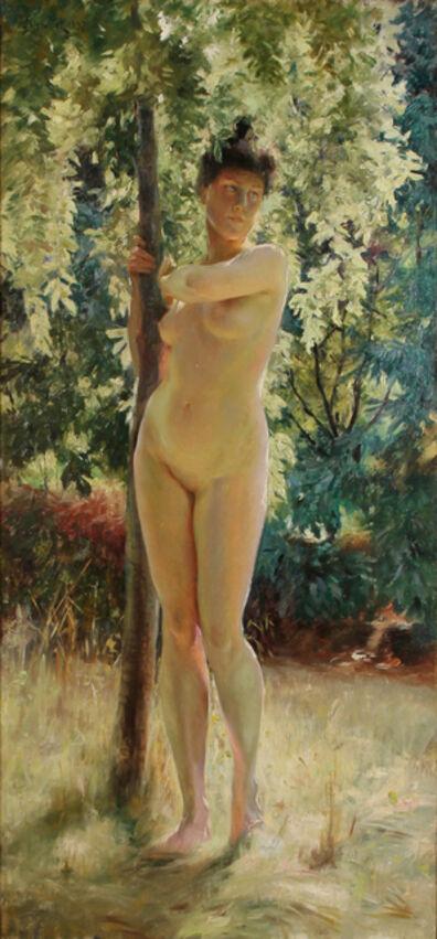 Julius LeBlanc Stewart, 'The Clearing', 1897