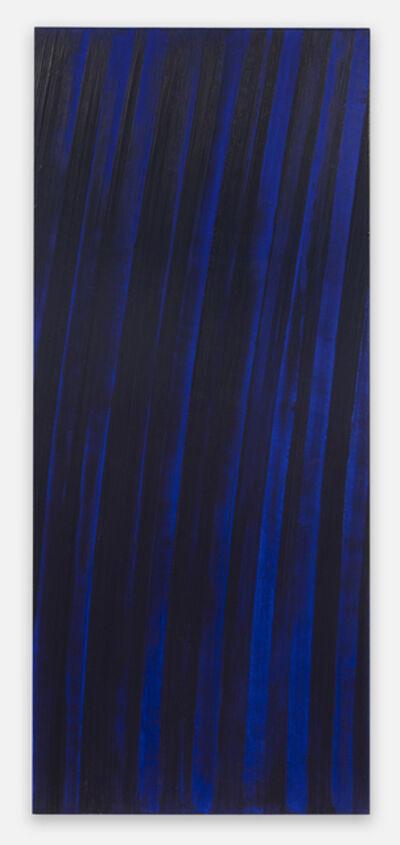 Pierre Soulages, 'Peinture 222 x 85 cm, 27 mai 1988', 1988