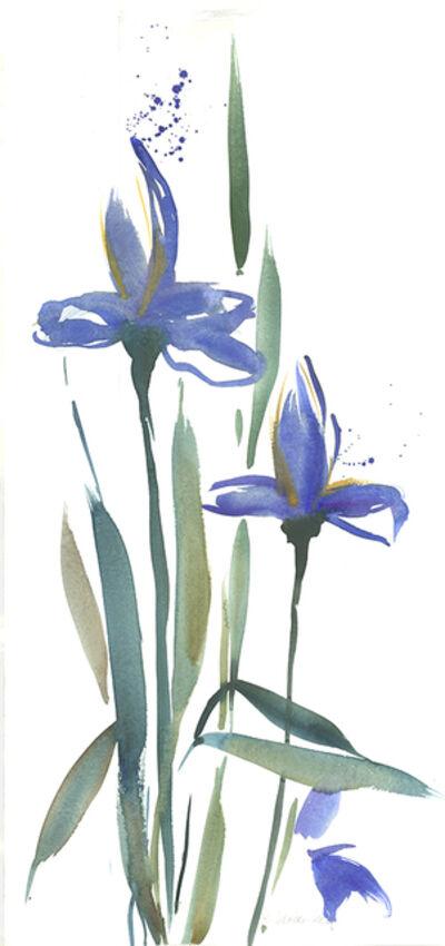 Regina Decker-Kern, 'Iris', 2007