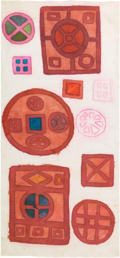 Mira Schendel, 'Untitled (Mandalas Series)', ca. 1970