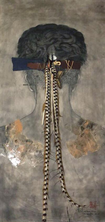 Christian de Laubadère 麓幂, 'The Neck Painting ', 2015