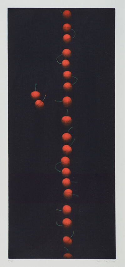 Yozo Hamaguchi, 'Cherries', 1988