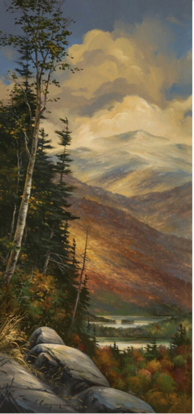 Gary Casagrain, 'Mountain Dance', 2015